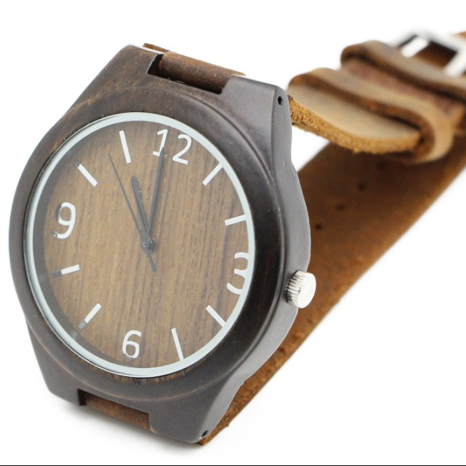 Lifelong Moments Valentine Quartz Watch Man Genuine Leather De Longe