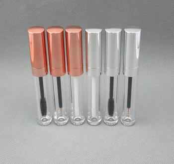 d36ff23ffd5 Empty Mascara Tubes Eyelash Pop mascara tube glass Bottle Contenedor Para  rimel vacio Black Bottle