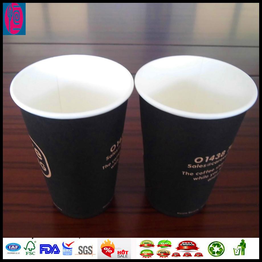 9 oz personnalis logo imprim jetable tasses caf en papier bol tasse d 39 emballage id de. Black Bedroom Furniture Sets. Home Design Ideas