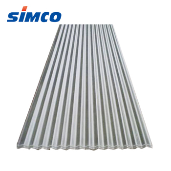 Galvanized Steel Corrugated Metal Sheet Roof Panel Roofing