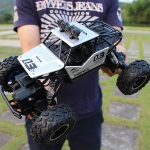Remote-controlled off-road vehicle climb car 2.4g channel wireless rc car 4wd