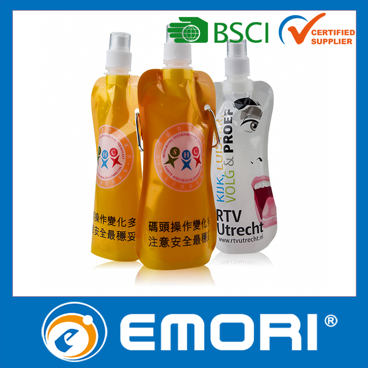 Wholesale Eco-Friendly Trave Bicycle Gym Sports Drink Bottle