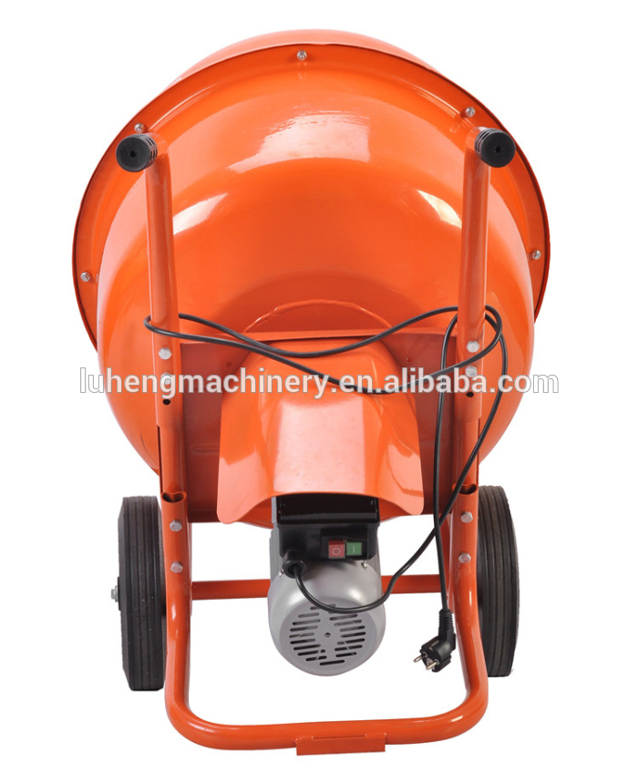Factory direct sale portable electric motor mini 100L 120L 140L 160L 180L 200L 220L 240L concrete mixer price