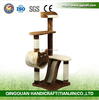 BSCI Pet Factory China Supplier Cheap Price Good Quality Modern Cat Condo