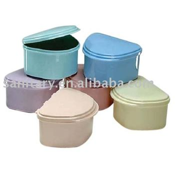 Plastic Box To Environmental Dentures With Ld30031 Buy Plastic Makeup Box Denture Cleaner Box