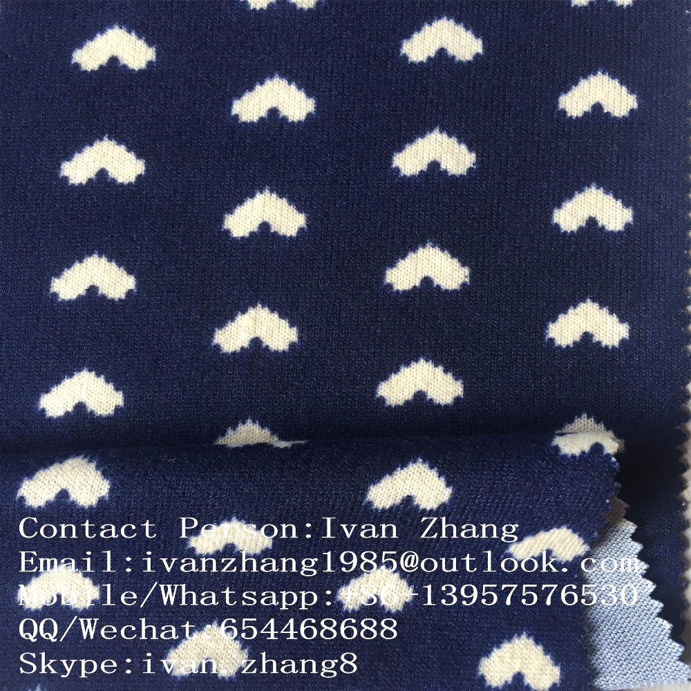 Shaoxing chuangcai manufacturer imitation cashmere polyester fabric for clothing