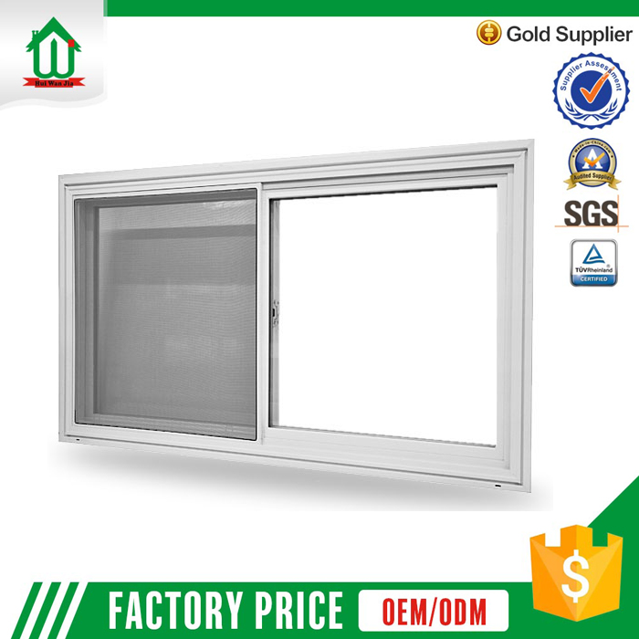 Cheap popular upvc sliding window designs