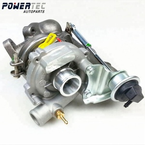 Powertec turbo charger GT1238S turbo compressor 708837 complete turbocharger 1600960499 / A1600960499 for Smart 0.6 (MC01) YH