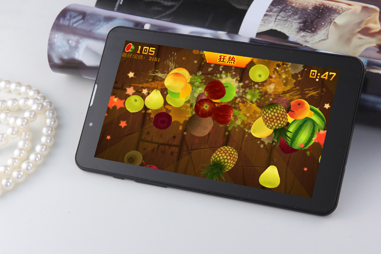 cheapest 7inch phone call tablet pc 2g sim card slot phablet allwinner a33 quad core GSM bluetooth android4.4