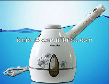 how to use facial sauna steamer