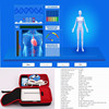 Free update the latest version software quantum resonance magnetic body health analyzer