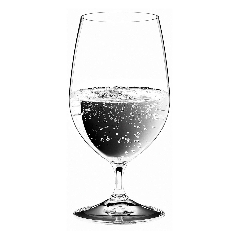 Riedel Vinum Gourmet Lead-Free Crystal Soft Drink/Water Glass, Set of 4