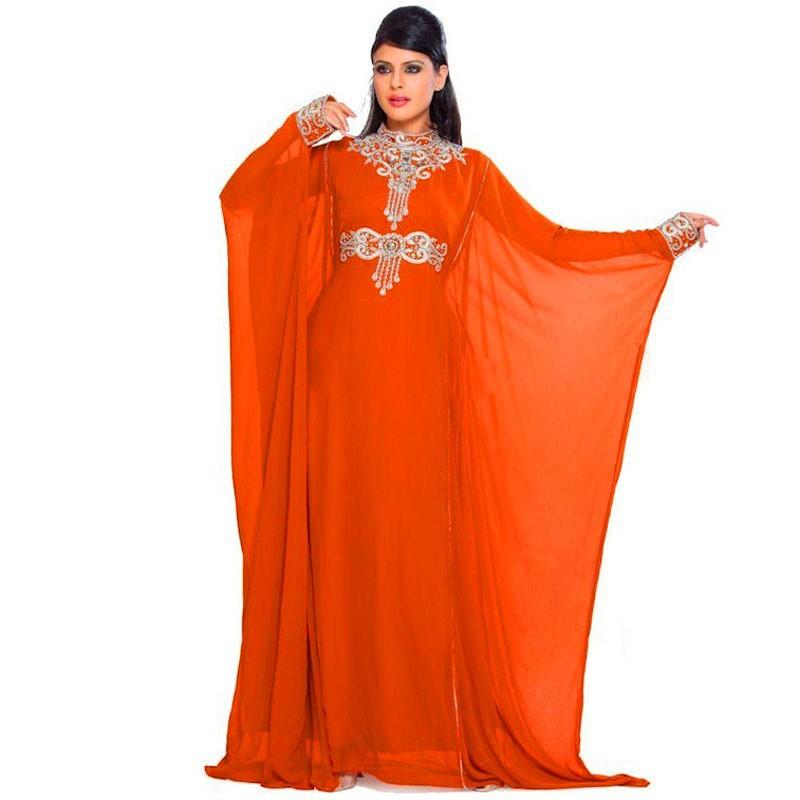Online Kaufen Großhandel hijab langen kleid aus China ...
