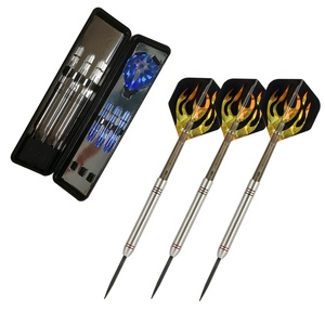 22.0g 24.0g Steel Tip Tungsten Darts Sets for Retail & Whole sell