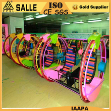 Luxurious Chinese le bar car happy car for outdoor playground ride family games
