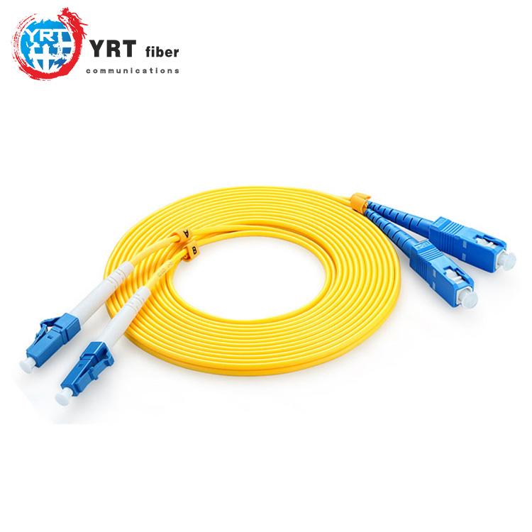 optical fiber cable communication/ftth fiber optic cable/fiber network optic patch cord