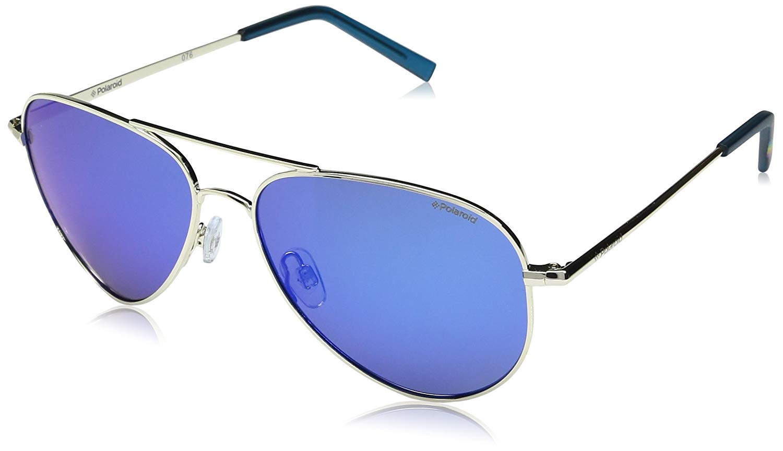 ad79f91844f Get Quotations · Polaroid Sunglasses PLD6012N Polarized Aviator Sunglasses