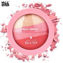 Wholesale New Stylish top sale natural blush palette in many style