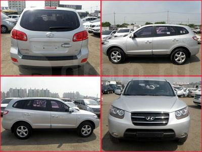 used car Hyundai Santa Fe