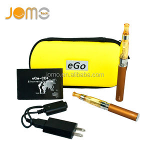 Alibaba best seller e cig smoking burner metal pipe ego ce4 starter kit