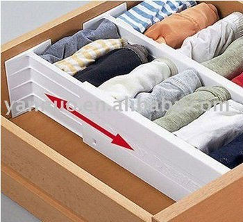Adjustable drawer organizer drawer dividers plastic drawer - Cajones de cocina ikea ...