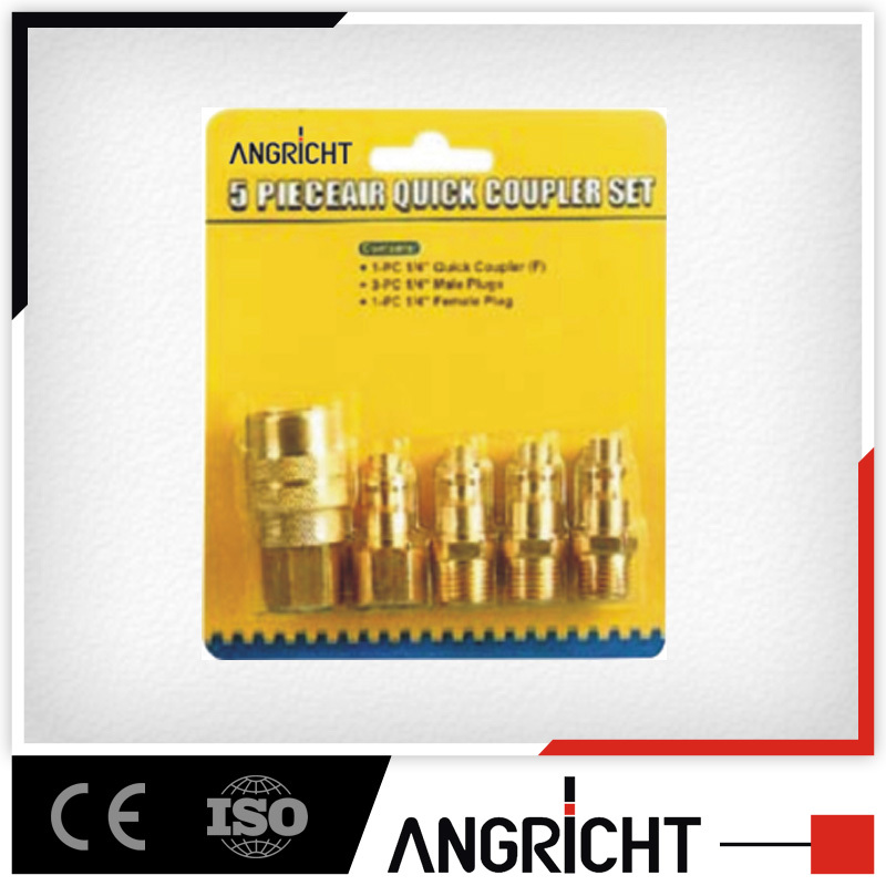Air accessory kit 5pcs air tool kit