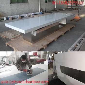 High End Quality Marble Stone Modular Switch Socket Build In - Build a conference table