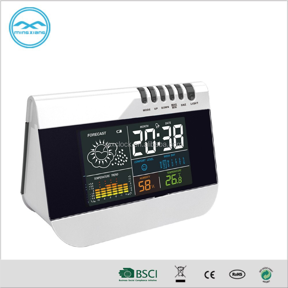 Digital clock with temperature sensor digital clock with digital clock with temperature sensor digital clock with temperature sensor suppliers and manufacturers at alibaba amipublicfo Gallery