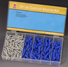 201pc Bolt Anchor Assortment 201pc Bolt Anchor