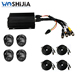 4ch cctv mobile dvr kit /car dvr with cameras