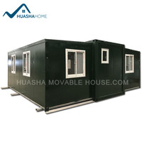 Beautiful luxury flat pack prefabricated container house plans house