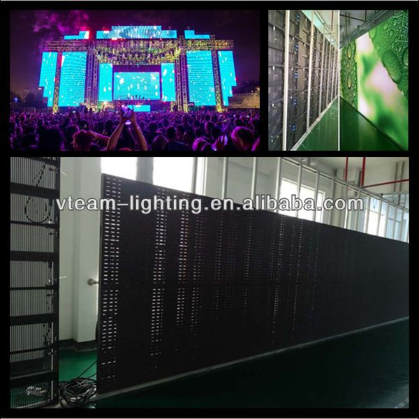 P8.928 splendid indoor&outdoor led curtain screen