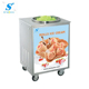 2016 hot sell ICM-400 commerical fried ice cream roll machine