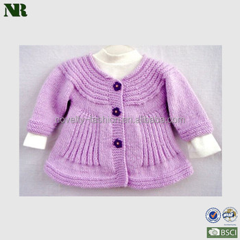 Handknit Baby Cardigan Sweater Buy Crochet Baby Sweaterlatest