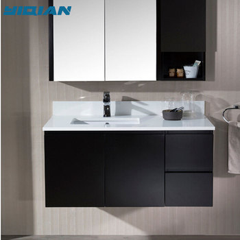 42 Inch Wall Mount Bathroom Vanity Set