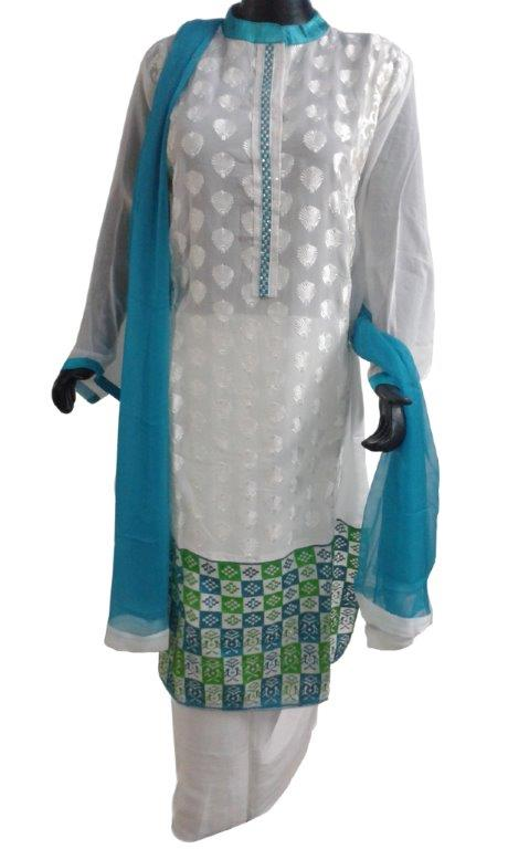 Embroidery Hand Work Salwar Kameez Buy Hand Embroidery