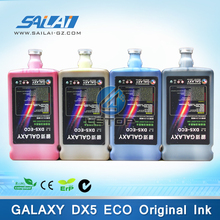 Good quality!!!fortune-lit printer eco solvent galaxy dx5 ink