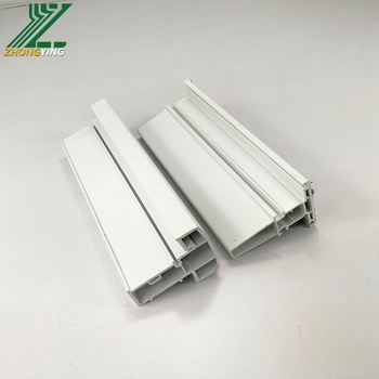 Chemical Formula Stabilizer Upvc Window Profile 5 Chamber White 3 Hydroponic Plastic U Hollow Core Plank Pvc Nft Channel