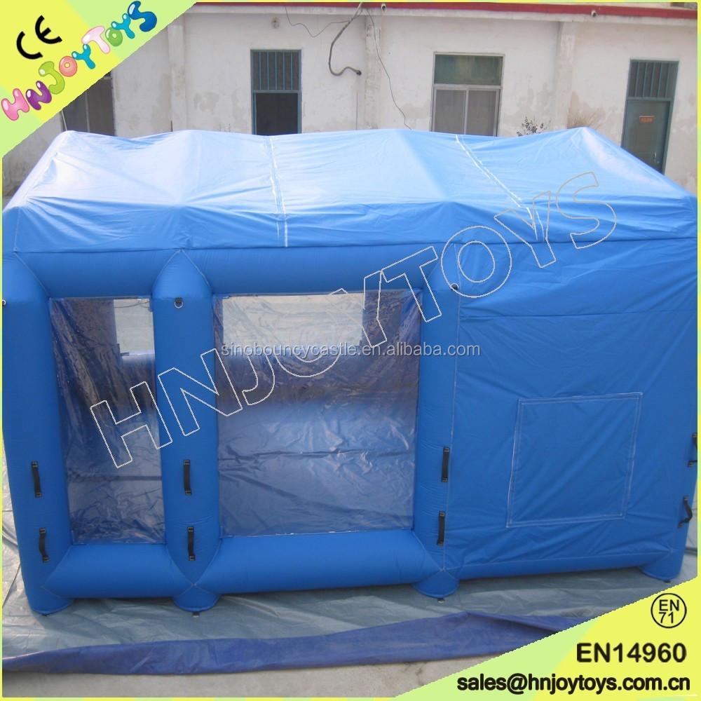 top vente pas cher cabine de peinture de voiture portable gonflable cabine de pulv risation. Black Bedroom Furniture Sets. Home Design Ideas