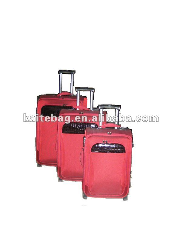 The Newest Trolley Case Upright Luggage