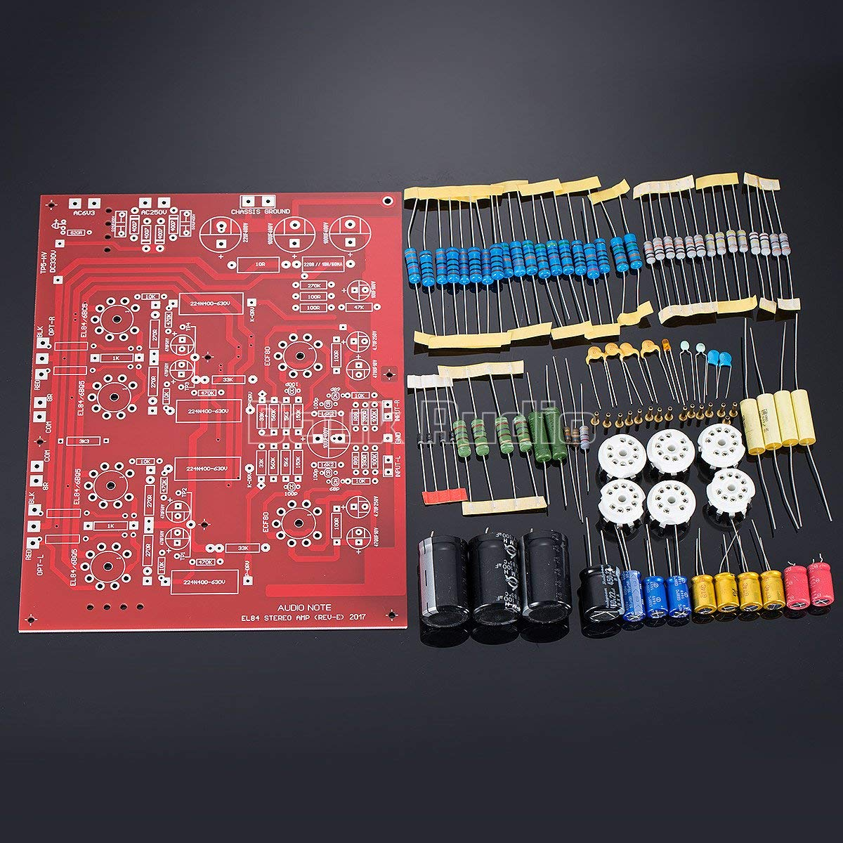 Cheap Diy Pcb Kit Find Deals On Line At Alibabacom Board Prototype Buy Circuit Pcbpcb Prototypepcb Maker Get Quotations Nobsound Stereo Hi Fi Push Pull El84 Vaccum Tube Amplifier