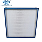 For Hotels [ Mini Pleated Hepa ] Supplier Mini Pleated Custom Hepa Filter