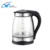 1.8L Cordless Glass Electric Kettle