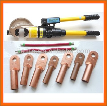 Ep-410 Hydraulic Crimping Tool For Clamping Cable Wire And ...
