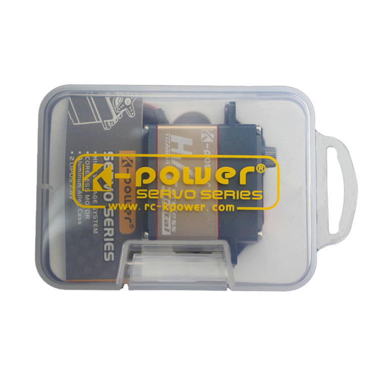 K-power DHV840 High Torque Digita RC Servo for robot