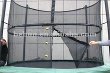 14FT Superb Round Trampolines With Safety Net