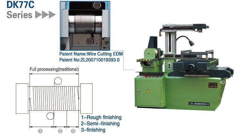Dk7725az (0.18mm) Edm Diamond Guide Mitsubishi Edm Wire Cutting ...