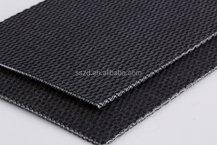 Cheap Black PVK Conveyor Belts
