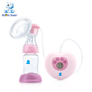 Snow Bear BPA free CE HL-0882 LCD adult Massage Electric Breast Pump