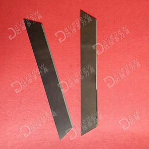 Hot Sale Double-Sided ZUND Z44 Drag Blade For Cutting Fibrous Materials